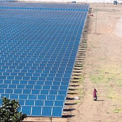 Pavagada Solar Farm